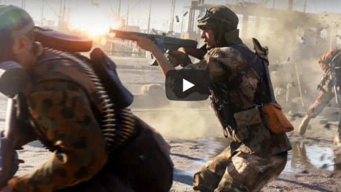 Battlefield 5 Gamescom trailer s ochutnávkou Battle Royale