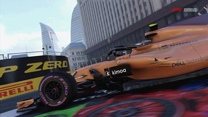 F1 2018 review - marginal gains make for Codemasters' best F1 game