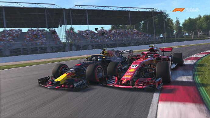 F1 2018 review - marginal gains make for Codemasters' best