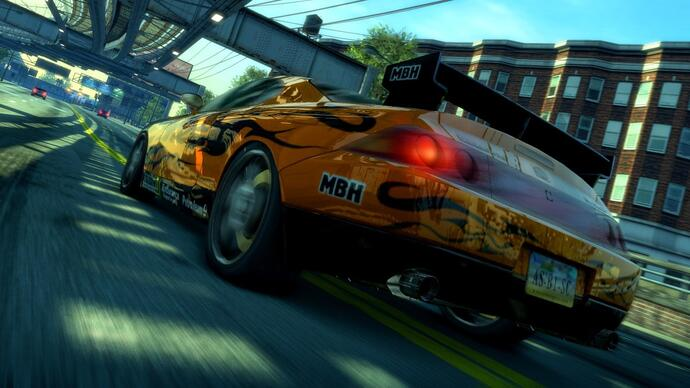 Burnout Paradise Remastered speeds onto PC next week