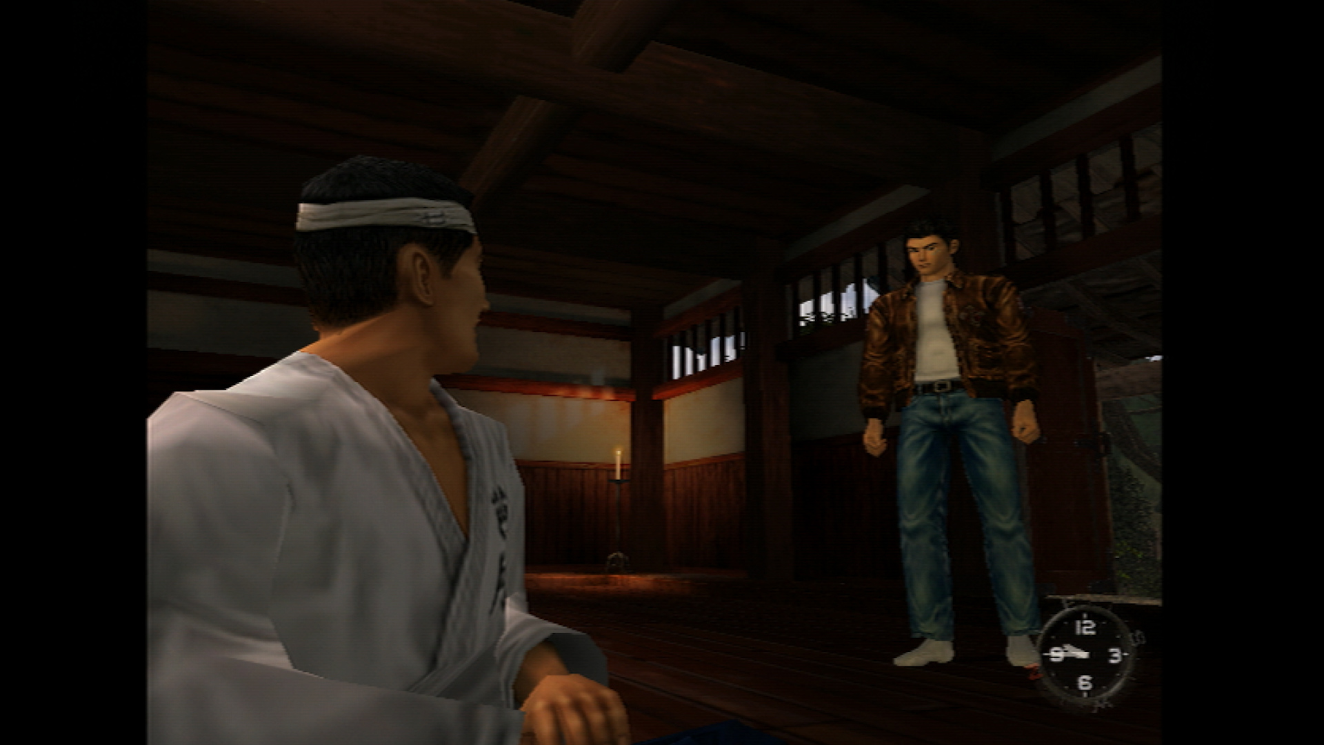 Shenmue's HD remasters analysed: enhancements are sparse but the