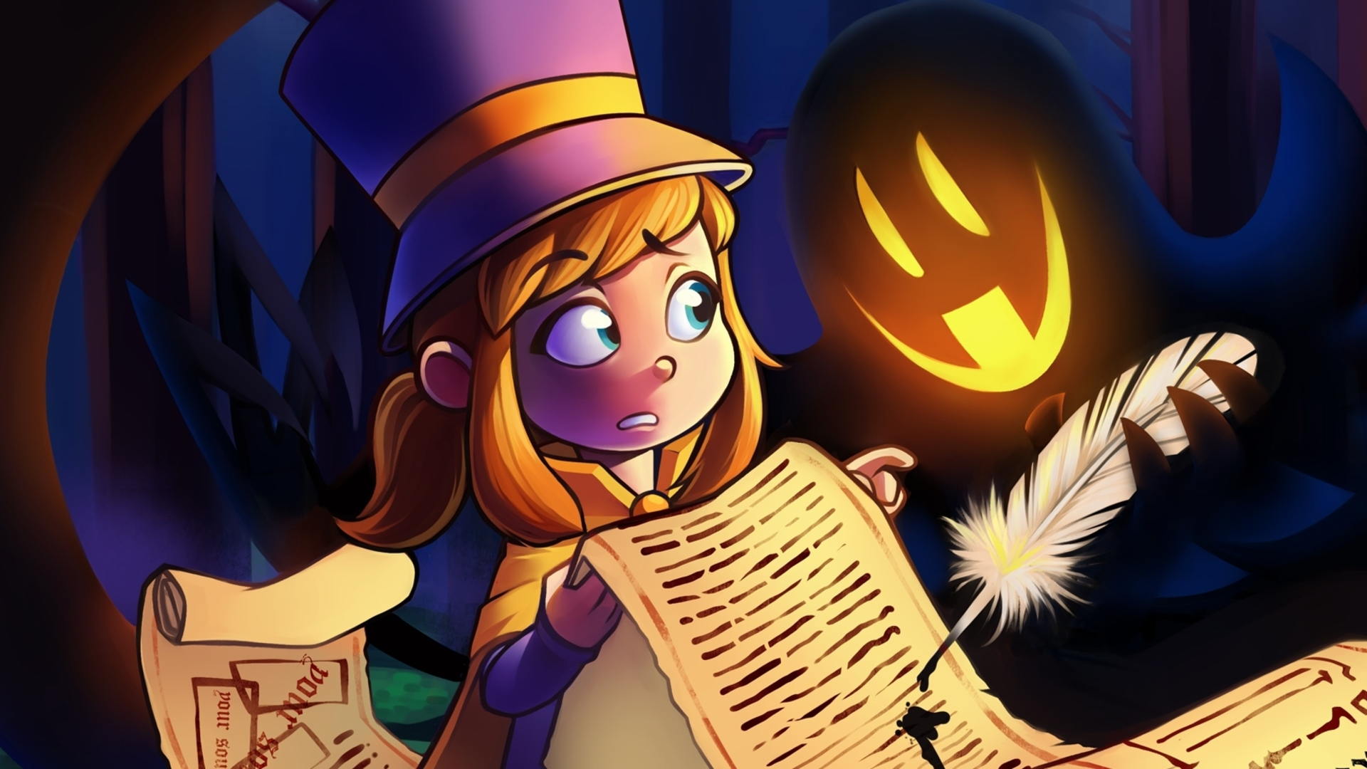 A Hat In Time Is Heading To Switch Soon 2 Way Animation