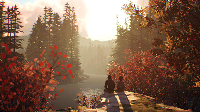 Why Life is Strange 2 is ditching Arcadia Bay for its