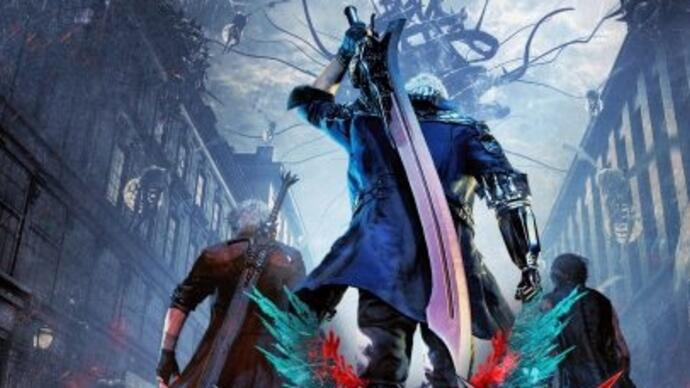 Devil May Cry 5 - Gameplay Gamescom 2018