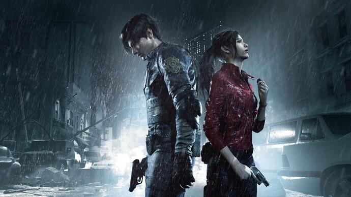 Gamescom 2018: Leon e Claire in azione in due video gameplay di Resident Evil 2