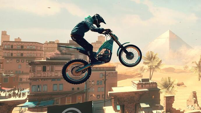 Trials Rising gets a release date and beta details