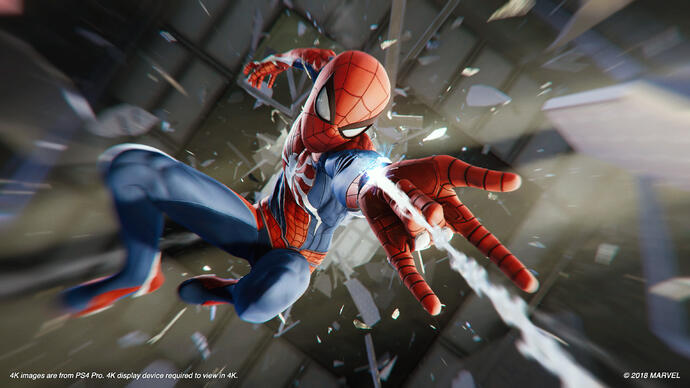 Spider-Man recebe novo trailer sobre as diversas personagens