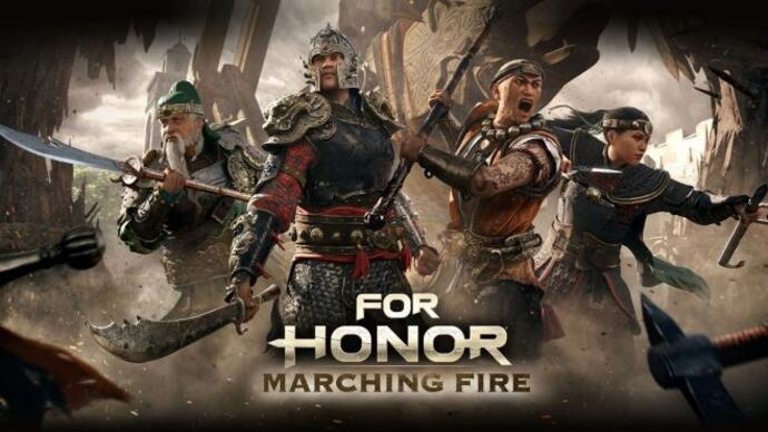 La open beta PC di For Honor Marching Fire è in arrivo tra una settimana