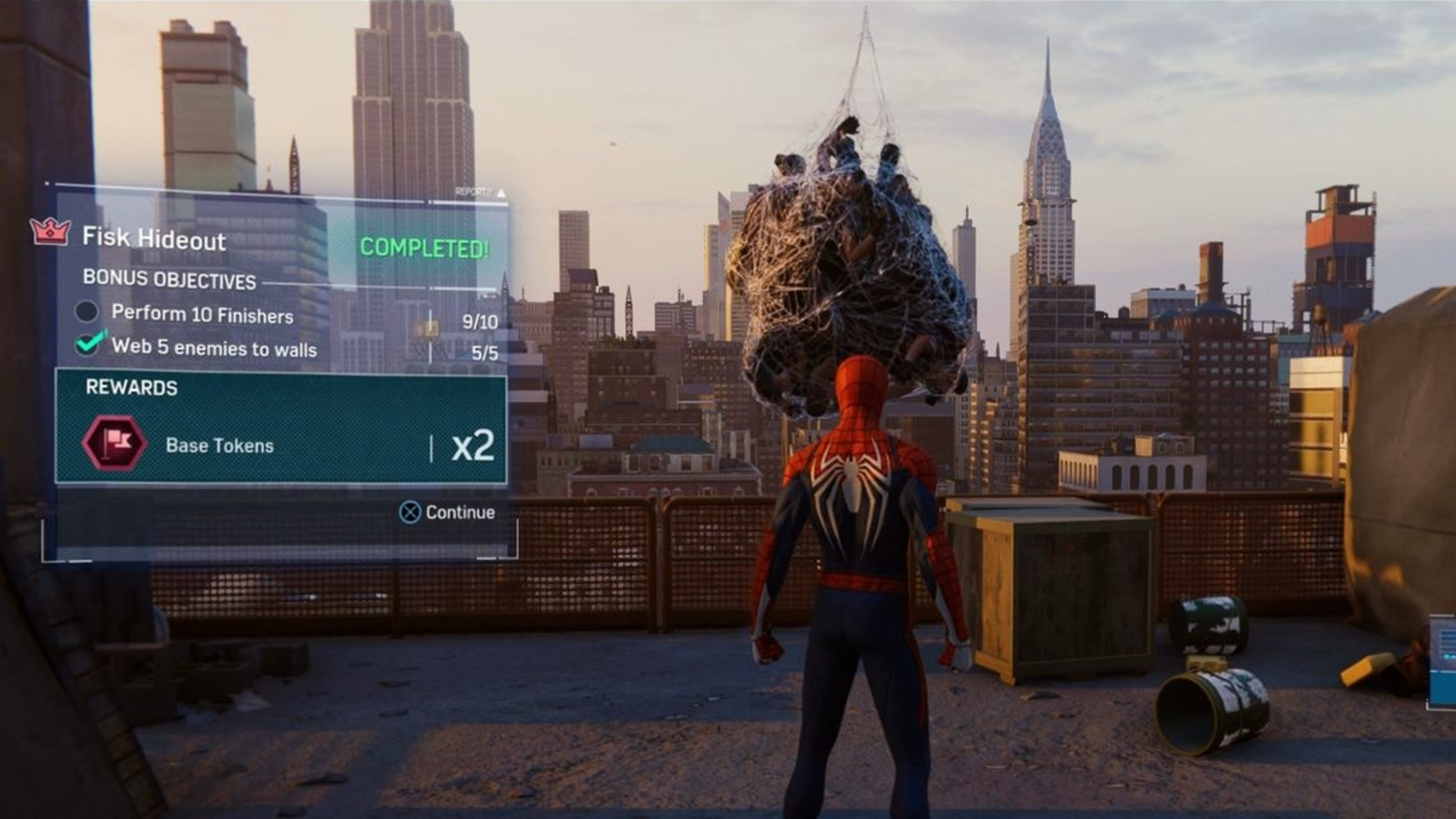 Spider Man Base Tokens Explained How To Clear All Enemy Types Game Show Circuit 5 In