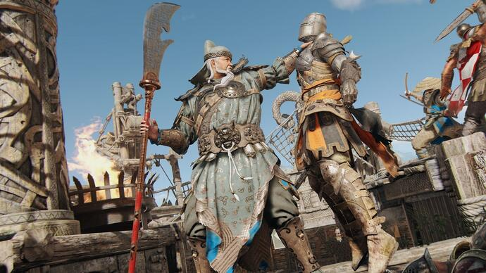 """For Honor's Marching Fire expansion is getting a free """"open test""""weekend"""