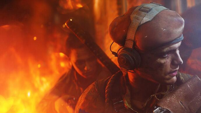 Battlefield 5's PC open beta will have a profanity filter