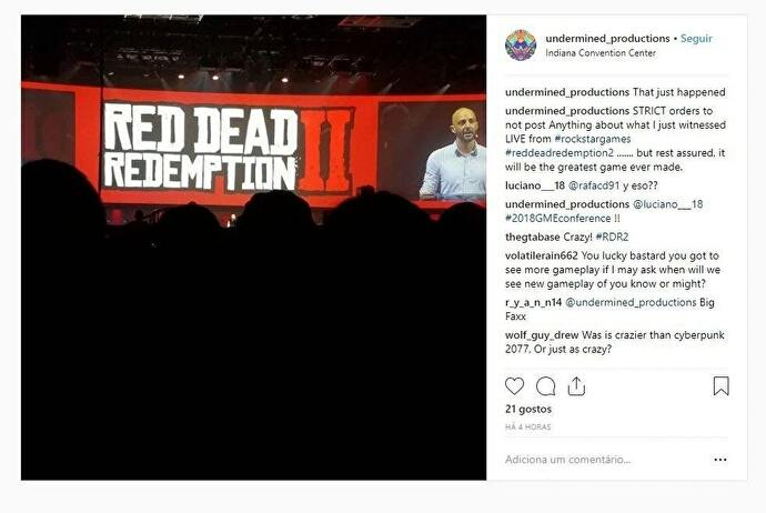 Gamestop employees claim new Red Dead Redemption 2 demo put them to