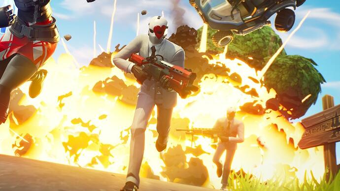 Epic properly details Fortnite's imminent heist-themed High Stakes limited-time event