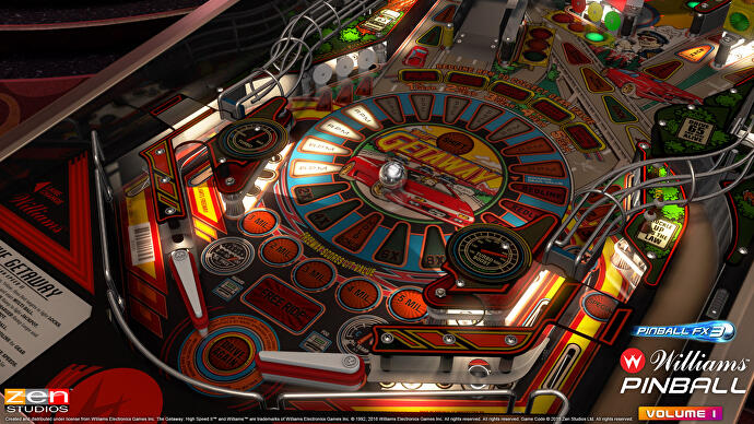 Pinball FX3 is getting tables from the legendary Williams and Bally