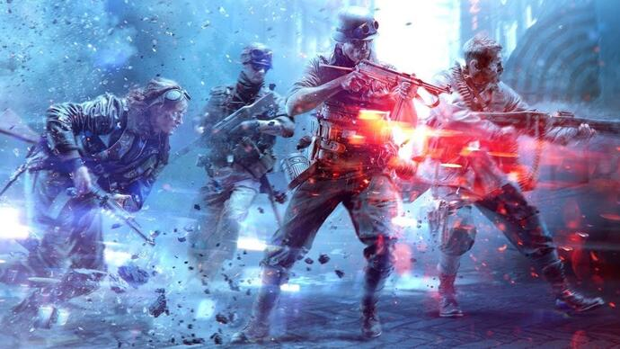 Battlefield 5's open beta has got off to a shaky start, but there are signs of promise