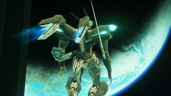 Análisis de Zone of the Enders: The 2nd Runner M∀RS
