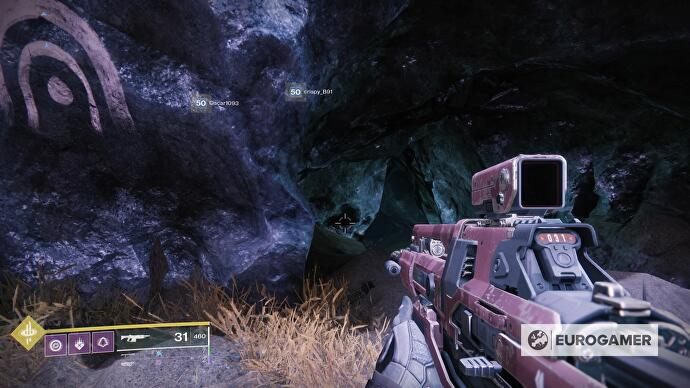 Destiny 2 Broken Awoken Talisman quest: Old Corsair hideout, heart