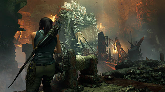 Shadow of the Tomb Raider review - latest reboot makes small