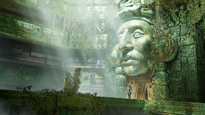 3be1bdfd1f9 Shadow of the Tomb Raider review - latest reboot makes small strides ...