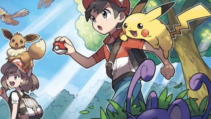 Trailer de Pokémon Let's Go mostra os Partner Powers