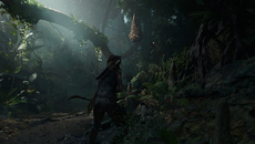 Shadow of the Tomb Raider supports hugely detailed jungles with impressive volumetric lighting, richly detailed plants and excellent image quality.