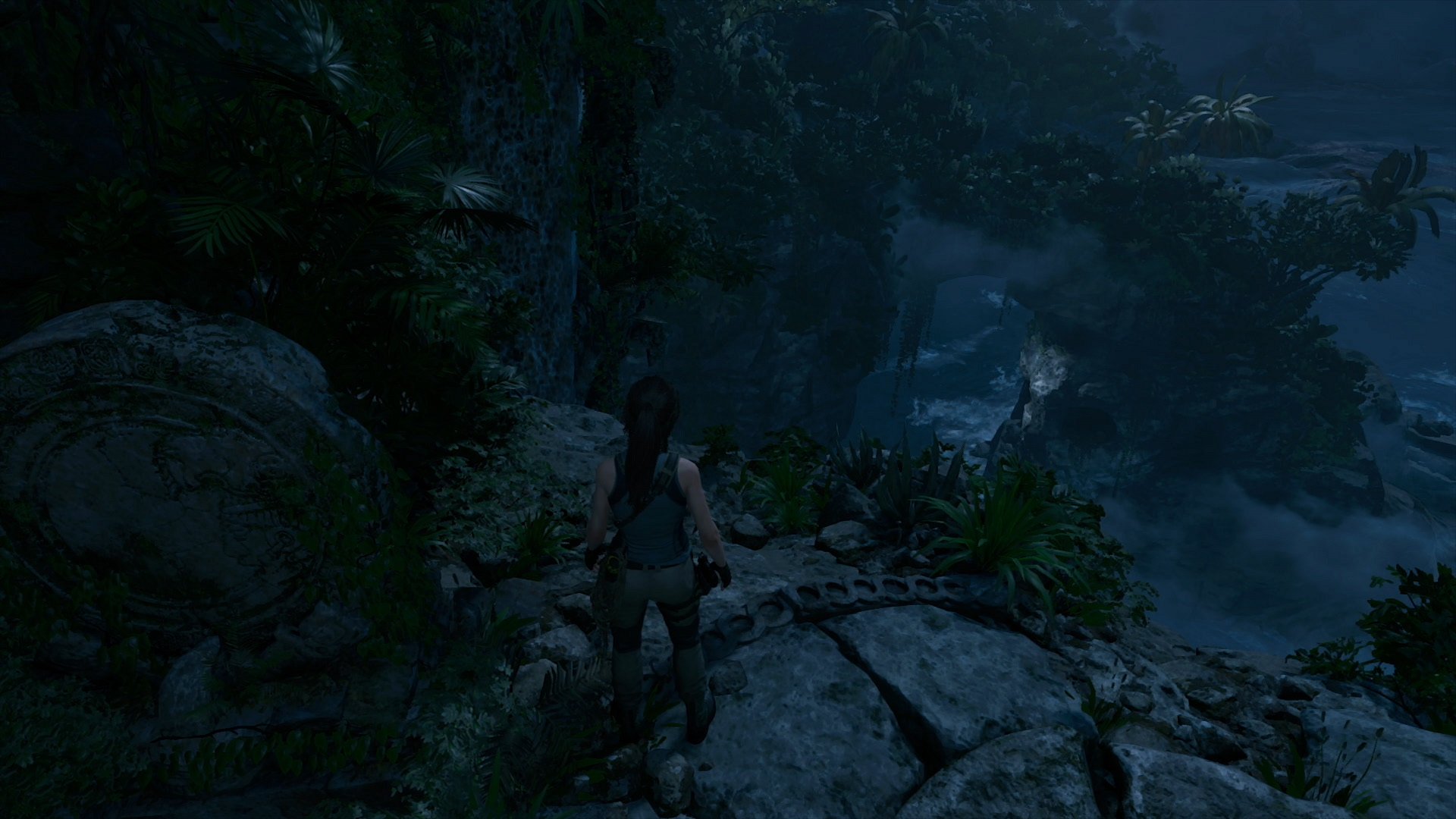 Shadow of the Tomb Raider is a beautiful tech showcase • Eurogamer net