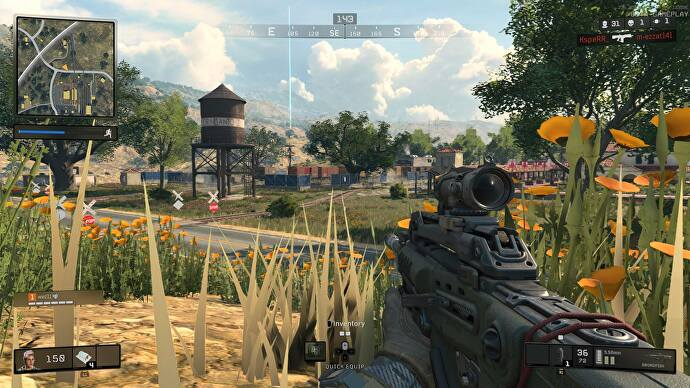 Call of Duty: Black Ops 4 Blackout is like a polished PUBG