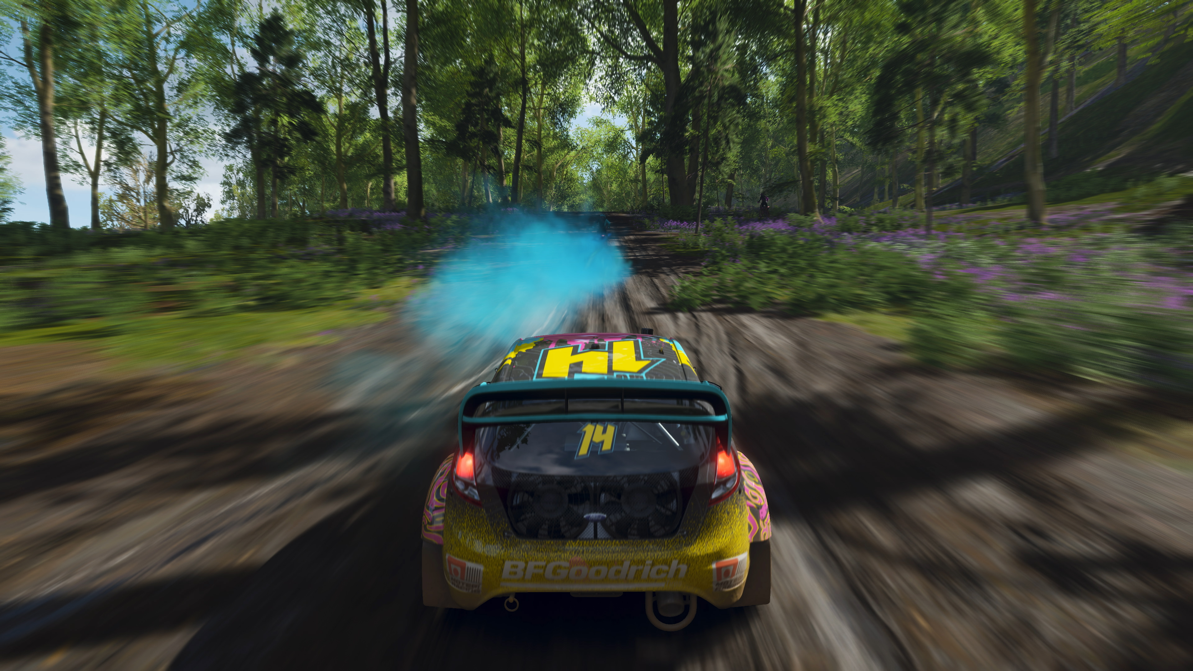 Forza Horizon 4's Xbox One X 60fps mode is the real deal