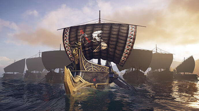 Ubisoft outlines Assassin's Creed Odyssey's extensive post-launch