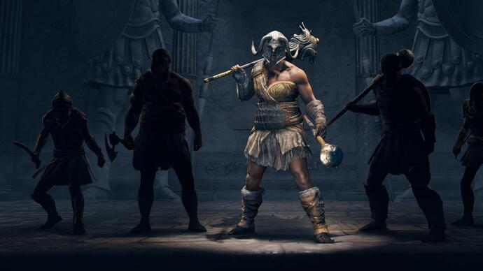 Ubisoft outlines Assassin's Creed Odyssey's extensive post-launch DLC