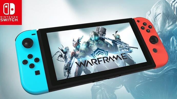 Warframe for Switch given November release date