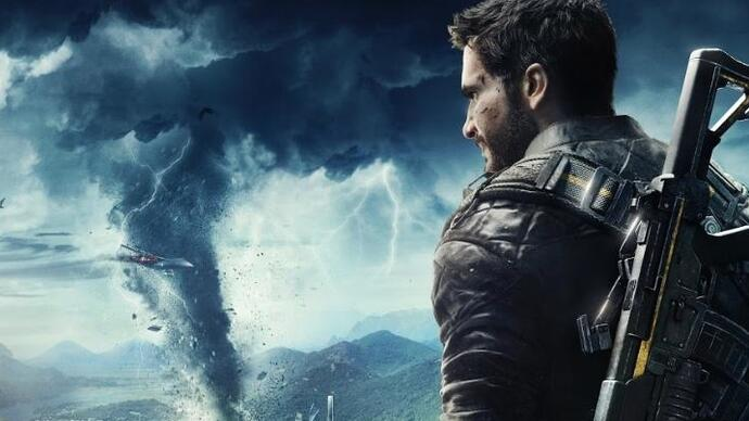 Just Cause 4 recebe vídeo com gameplay