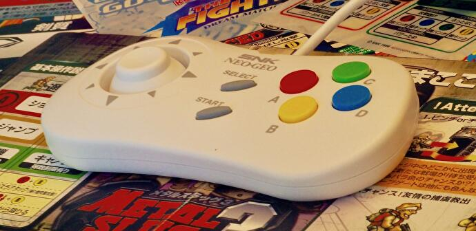 The Neo Geo Mini is an impressive but imperfect way to play