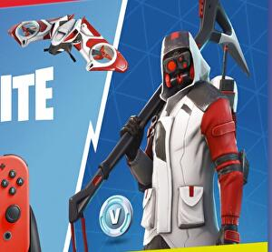 How to get the nintendo switch exclusive fortnite skin