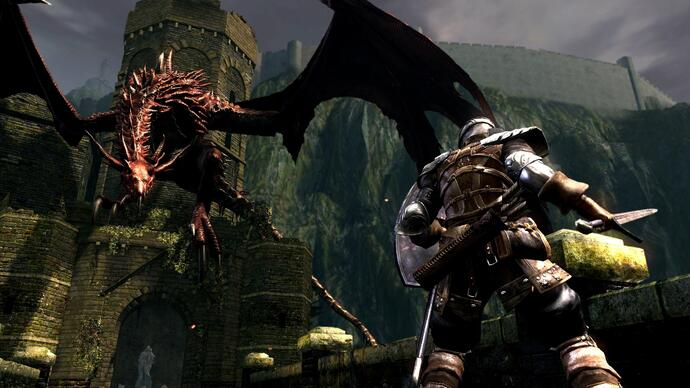 Dark Souls Remastered per Switch: parte questo weekend il network test