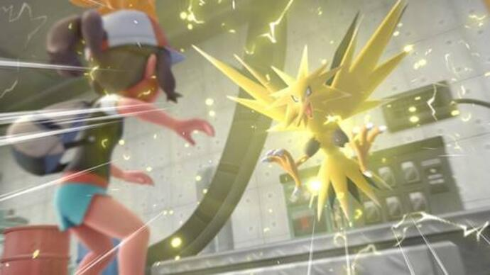 Pokémon Let's Go trailer shows off PoGo integration, legendary battles, mini-games