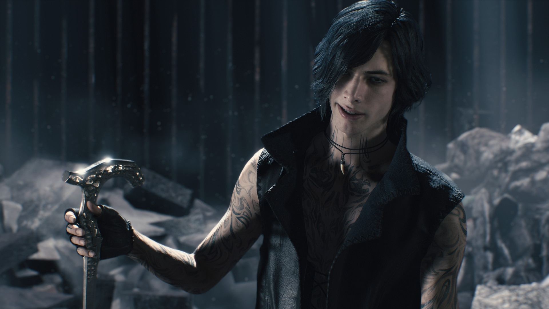Image result for devil may cry 5 dante and nero