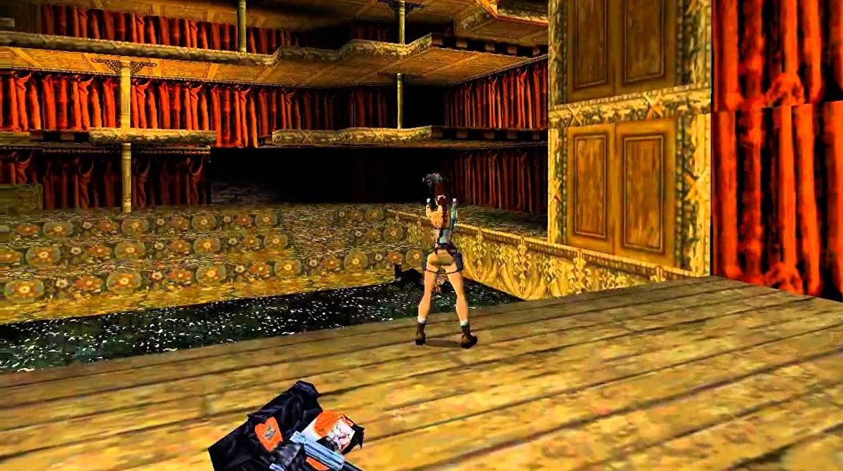 I Miss Getting Stuck In Tomb Raider Games Eurogamer Net