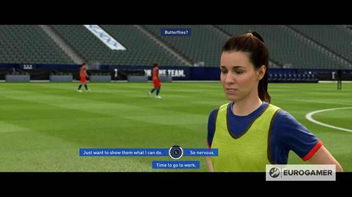 FIFA 19 The Journey: Champions Chapter One - Rising Stars