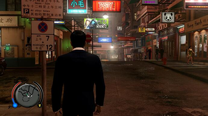 Why Sleeping Dogs is the most interesting open-city game of