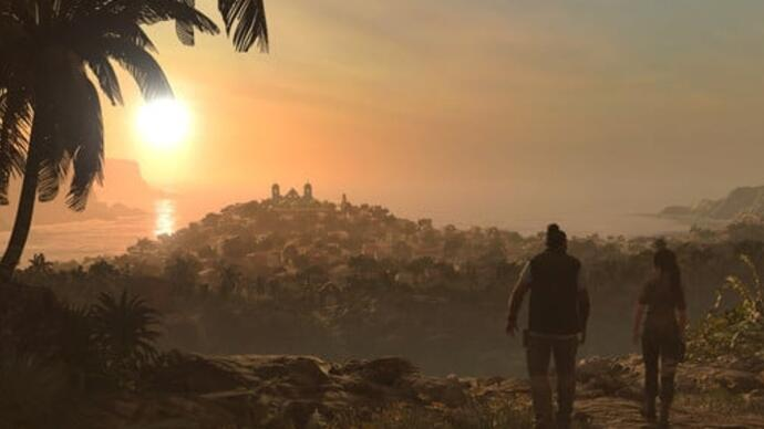 Shadow of the Tomb Raider's post-credit scene was switched in a day one patch