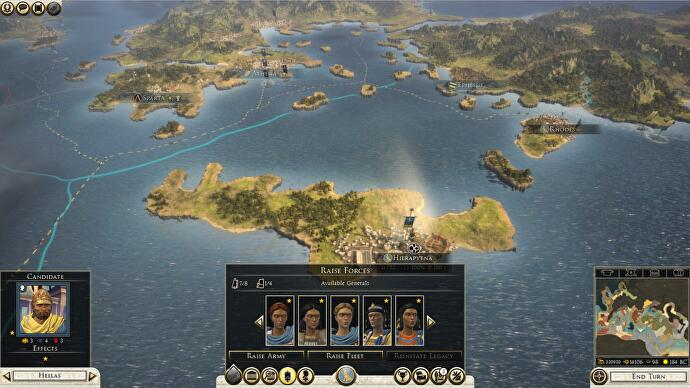Steam users review bomb Total War: Rome 2 over female