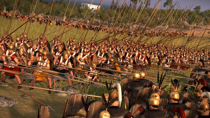 Steam users review bomb Total War: Rome 2 over femalecharacters