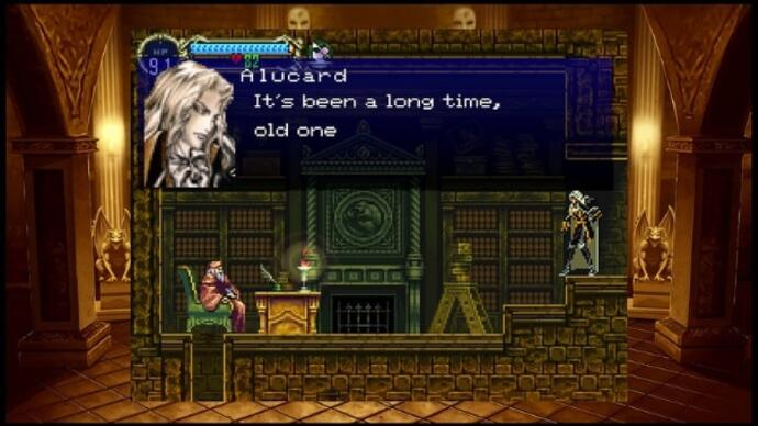 Castlevania Requiem: Symphony of the Night & Rondo of Blood is a PS4 exclusive due out in time for Halloween
