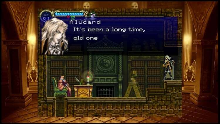 Castlevania Requiem Symphony Of The Night Rondo Of Blood Is A Ps4 Exclusive Due Out In Time For Halloween Eurogamer Net