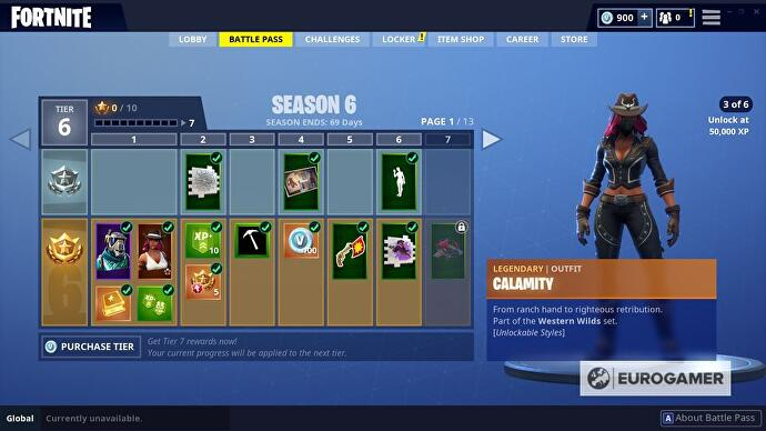 Fortnite Season 7 Data De Lancamento Tema Battle Pass Skins