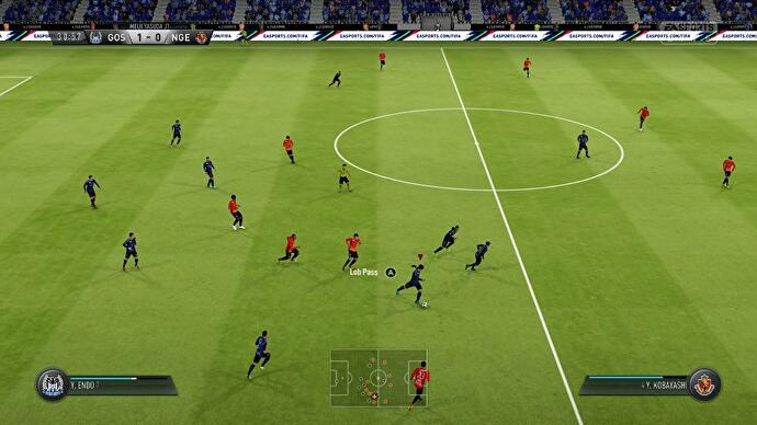 FIFA 19 on Switch is more than a reskin, even if it falls