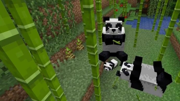 Here's everything Minecraft dev Mojang announced at Minecon Earth 2018 (including the pandas)