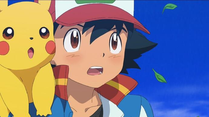 New Pokémon film given UK release date