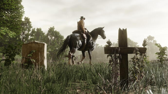 Segundo tráiler con gameplay de Red Dead Redemption 2